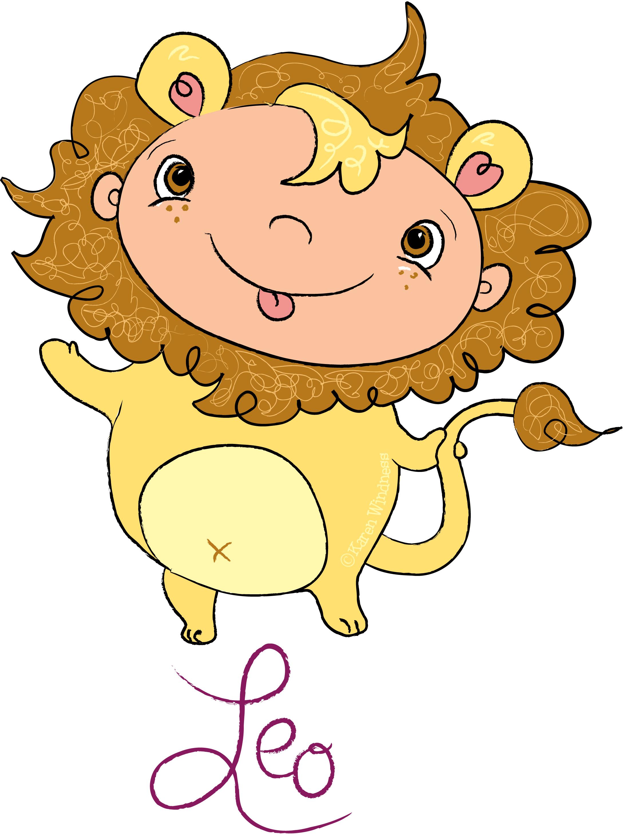 A Little Kid Zodiac