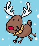 reindeer Karen Windness