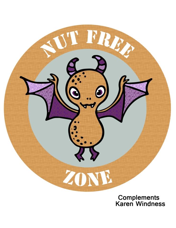 Nut Free Zone Image