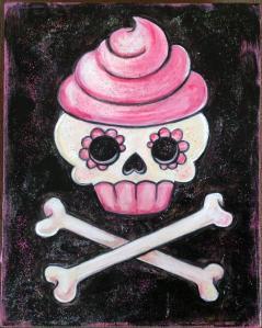 pink-cupcake-skull-karenwindness