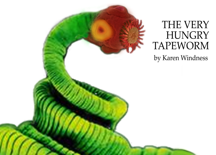 The Very Hungry Tapeworm