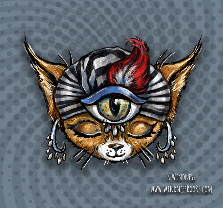 cat-kazwindness